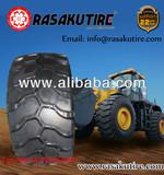 26.5R25 29.5R25 23.5R25 35/65R33 radial OTR tire E4L4 L5 pattern