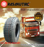 385/65R22.5 radial truck tire Rasakutire light truck mud tires