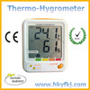 New Product!!! Warning Alert digital lcd thermo-hygrometer thermometer