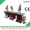 3 in 3 tables type Aerosol can spray filling machine(  6000-8000cans/day )