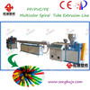Plastic drinking straw extrusion line/straw extrusion making machine