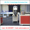 PE Coating Pipe Extruder Line / Pipe Coated Extrusion Line