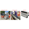 PVC Coated Metal Corrugated Tube Extrusion Line For Electric Wire
