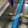 PVC Well Casing Fixable Metal Corrugated Pipe Extruder Machine