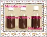 liquid flocculant polymeric ferric sulfate, polymeric ferric sulfate water treatment
