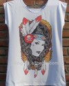 lady's T-shirt printed for your design
