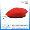 New design 100% polyester red army beret sale