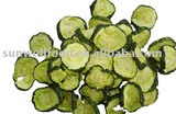 Low Temperture Vacuum Fried Cucumber Snacks