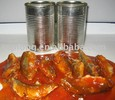 Canned Sardines in brine, tomato sauce, oil(canned fish)