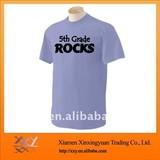100% Cotton t shirt brand names