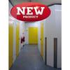 Hinged Door for Mini Storage & Warehouse (CHAM-HD001)