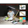 Wireless charging emergency led table and reading lamp