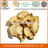 Dehydrated ginger flakes slices vegetable food