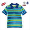kids striped polo shirts wholesale for boy