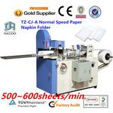 Embossing Napkin Folding Machine ( TZ-CJ-A )