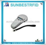 YLT180 Handheld Animal rfid Reader mini usb and bluetooth interface ISO11784/11785