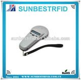 YLT180 Handheld Animal rfid Reader usb and bluetooth interface for animal manergment factory price