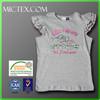 New design Cheap kid short sleeve baby t shirts Factory