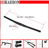 Carbon fiber handlebar for mountain bike,145g