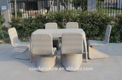 glass top rotating dining table diy modern rattan glass top dining table and chairs