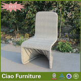 2015 new model ding dong feng patio furniture rattan wicker chair