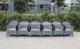 Modern design leisure ways patio furniture
