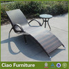 wicker outdoor lounge furniture garden lounge set