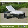 Durable Plastic rattan furniture wicker furniture lounge suite with side table