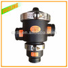 Plastic 2 Position 3 Way Valve, 12V solenoid 3 way valve