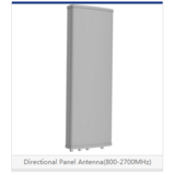 Directional Panel Antenna Model No.: AT08271460X4F1 Frequency Range : 806-960/1710-2700MHz Gain : 14dBi ±0.5/14dBi ±0.5