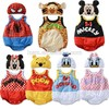 FREE SHIPPING IN STOCK 2015 wholesale kids clothing baby animal romper with hat 2 pcs baby clothing FJZ