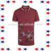 2015 Hot Selling 100%Cotton Polo Shirt in Men's t-shirts On Alibaba