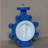 Ductile Iron Butterfly Valve, 4 Inch, CL150