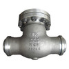 Alloy Steel Swing Check Valves, ASTM A217, DN65