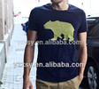 Custom t shirt printing fashion design 100 cotton dubai wholesale t-shirt importers