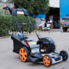 190cc Self-propelled 4 in 1 Gasoline Lawn Mower