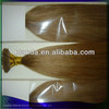 2013 new arrival silky nail hair extensions free sample