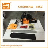 2015 new Chain Saw 5800 garden tools alloy guide bar