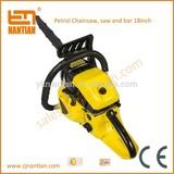 18 inch easy starter chainsaw 4500