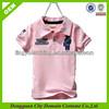 Bulk wholesale baby clothing polo t shirt China made in China (lvt040007)