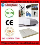 Sectional Automatic Garage door with finger protection(CF-GD001)