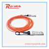Telecom Networking AOC 40G QSFP+ Active Optic Cable