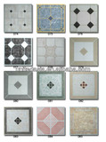 """PVC flooring tile 18""""*18""""*2.0mm"""