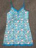 trade assurance 2014 100% woman pajama dresses, lady interlock nightgowns