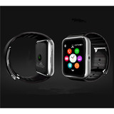 Smart watch with heart rate monitor,BT 3.0,1.54inch,1.3MP camera SW007