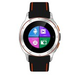 Watch phone with 3G Android 4.4 OS,Wifi,1G dual core CPU,2.0M pre-camera,waterproof material PW009
