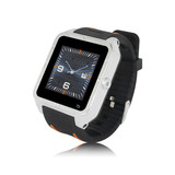Watch phone with 3G Android 4.4 Operation System,Wifi,1G Dual Core CPU,2.0M Prepositive camera PW008