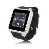Watch phone with 3G Android 4.4 Operation System,Wifi,1G Dual Core CPU,2.0M Prepositive camera PW007