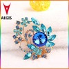 2015 New Design Crystal Wholesale Brooch