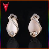 2015 Hot New Design Fashion Pearl Earring
